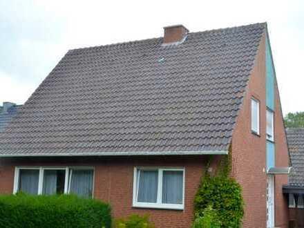 Saniertes Einfamilienhaus in Emsdetten auf großem Grundstück und in ruhiger Sackgassenlage.