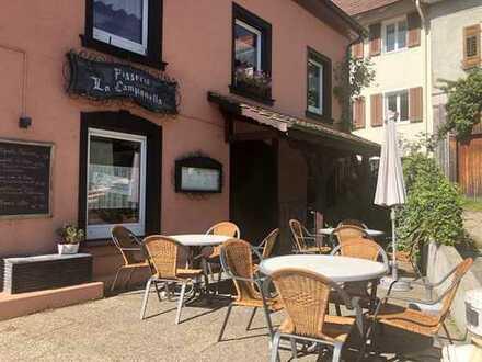 Gut etabliertes Restaurant direkt an der Schweizer Grenze aus Altersgründen zu verkaufen.