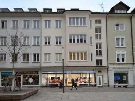 Ladengeschäft -mit Option auf Freifläche/ Terrassenfläche- im Herzen der Fußgängerzone