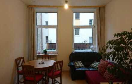 Ruhige 3-Zimmer-Wohnung mit Balkon und EBK in Hannover