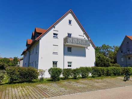 3-Zimmer-DG Wohnung in gepflegter Wohnanlage