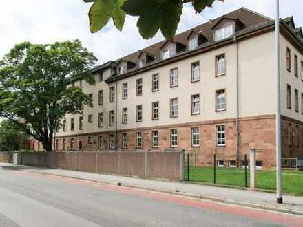 ***Wohnen mit Ausblick auf das Lausitzer Bergland*** 3-Raum-Wohnung in der Bautzener Ostvorstadt