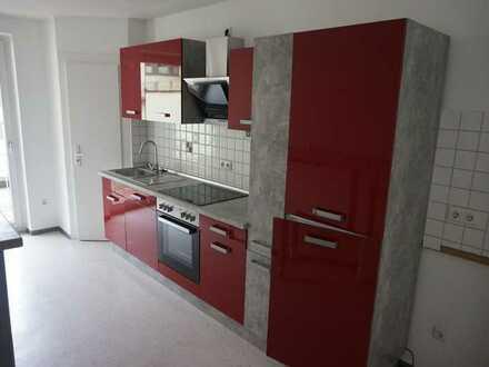 Gepflegte 104 qm 3-Raum-Wohnung mit Balkon und Einbauküche in Weiden in der Oberpfalz