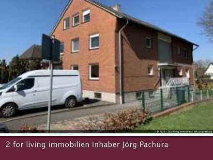 Modernisierte Etagenwohnung mit Balkon und Stellplatz in bevorzugter Wohnlage!
