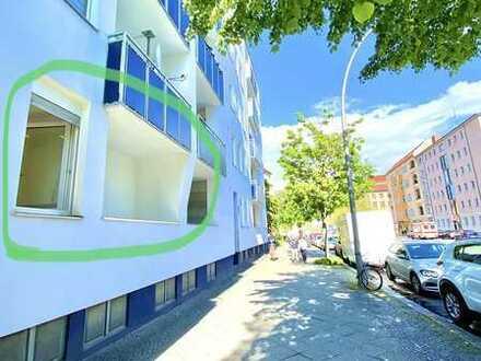 Neu - 3x Zimmer - Bayerischer-Platz - bezugsfrei - saniert - Stellplatz - Balkon -barrierefrei-Video
