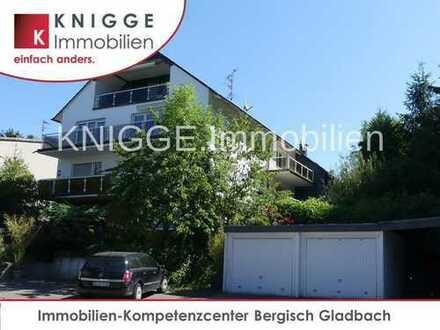 +++ Frisch sanierte 4-Zimmer Wohnung mit zwei Balkonen in idyllischer Lage von Voiswinkel +++