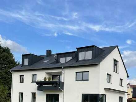 Sanierte 3-Zimmer-Wohnung mit Balkon in Roth (Renovierungsphase)