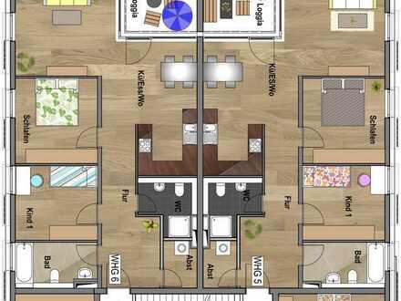 1.Obergeschoss - Wohnung 06