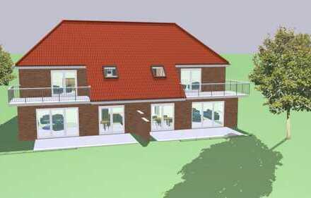 """""""Mehrgenerationsgebiet Upgant-Schott"""" Eigentumswohnung in einem 4 Familienhaus"""