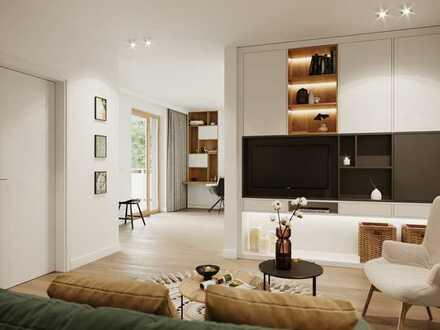 Senioren-Wohnanlage Beratzhausen 72,88 m² (KfW40) - Wohnung Nr. 13 (Haus B), EG