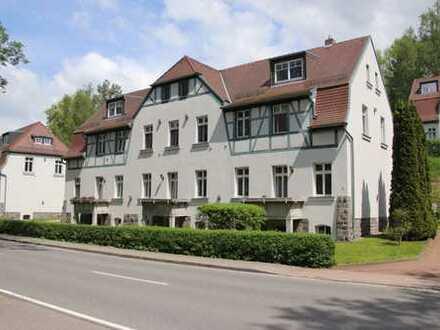 Frisch renovierte 2-Zimmer-Wohnung mit Balkon und Einbauküche