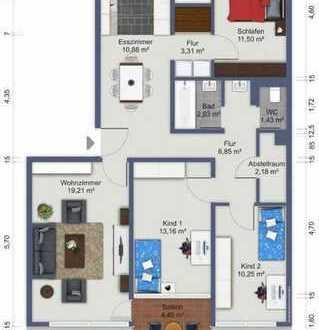 4,5 Zimmer Wohnung Top Lage
