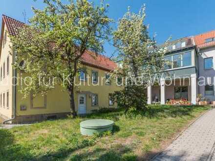 SfKW - Wohnungspaket - 2 Wohnungen - Zusammenlegung möglich - frei ab sofort - Hinterhaus - EG
