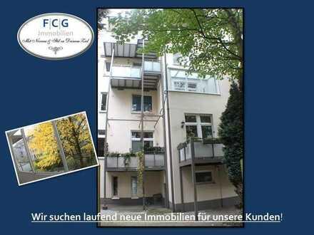 ***2-Zimmer-Wohnung in der Duisburger-Altstadt mit Balkon zu mieten!***