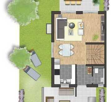 Elegantes Stadthaus mit 4,5 Zimmern + Einbauküche + Carport