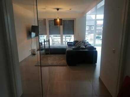 Helle 3-Zimmer-Wohnung mit Balkon und Einbauküche in Wettringen