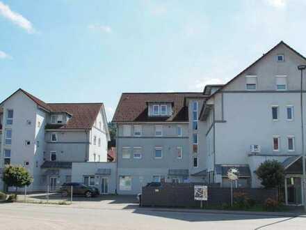 3-Zi.-Whg mit Sonnenbalkon in Oberlauchringen