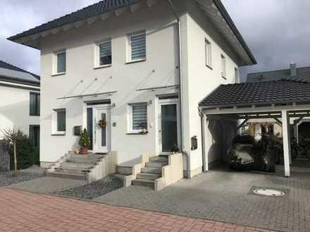 IDEAL FÜR DIE KLEINE FAMILIE: Attraktive 3 Zimmer-Wohnung mit Garten in Lorsch