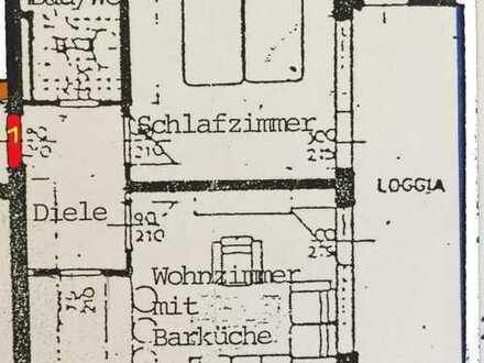 Zweizimmer-Appartement