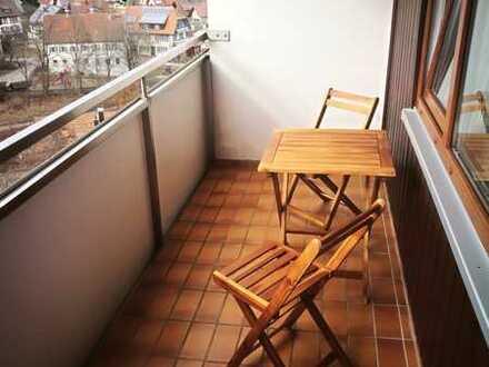 Schöne, geräumige ein Zimmer Wohnung in Freudenstadt (Kreis, Baiersbronn