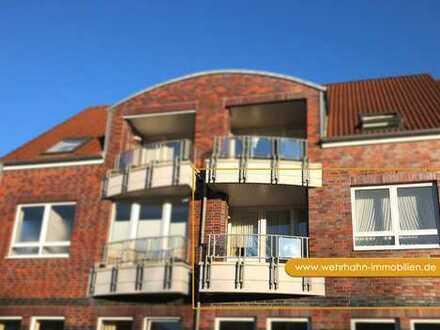 ruhige, zentrumsnahe Wohnung in gepflegter Wohnanlage zu verkaufen