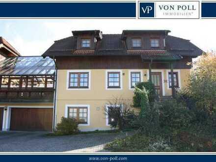 Attraktives Wohnhaus in herrlicher Wohnlage