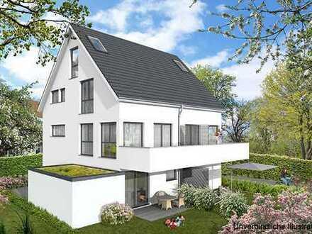 Doppelhaushälfte in Dettingen unter Teck