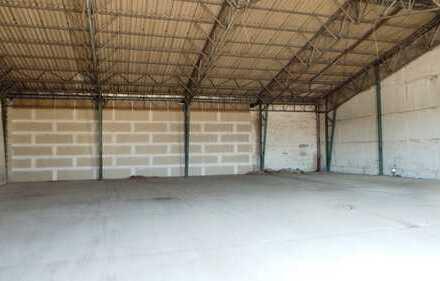 Befahrbare Halle für Gewerbe, Einlagerung, Fahrzeugunterstellung
