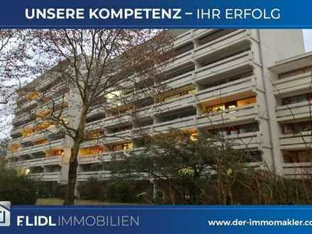 1 Zi - Eigentumswohnung im Wohnpark Olympiaturm München