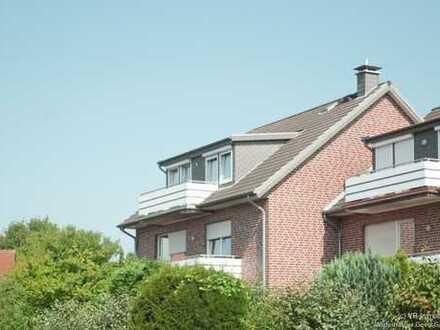 Gemütliche Dach-Wohnung im Flecken Harpstedt.