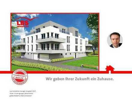 """Exklusiv Wohnen in der """"Nr. 1"""": Komfort auf einer Ebene mit Blick ins Grüne"""