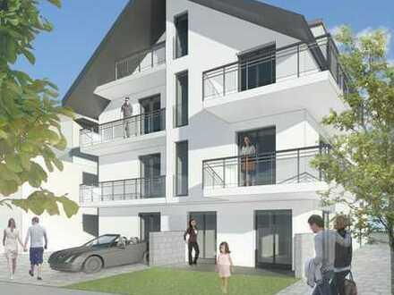 Neubau 8 Familienhaus