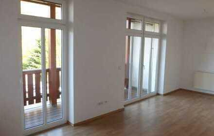Grosszügige 2-Raum Wohnung mit Riesenbalkon in Lichtenstein