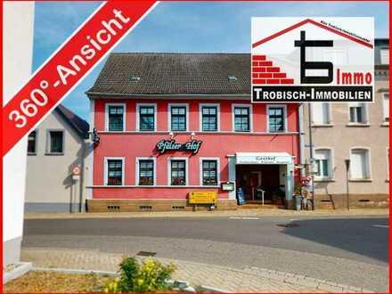 Restaurant, Biergarten, Weinstube! Pfälzischer Landgasthof in herrlichem Ambiente