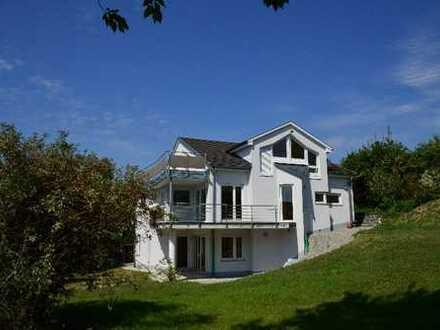 Breitbrunn- Herrsching mit Seeblick - Außergewöhnliche Villa