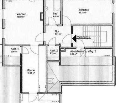 Gemütliche 3-Zimmer-Dachgeschosswohnung in Lüd.-Rathmecke!