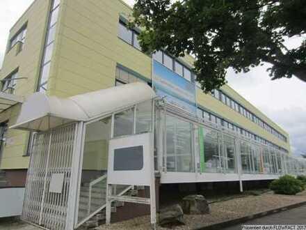 Grundstück bebaut mit Hallen-/ Büro-/ Austellungs- und Lagerflächen in KA-Nordost