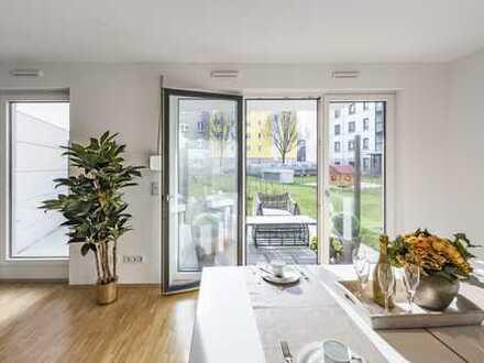 ++ Ab Mai frei! Schicke 4-Zimmer Terrassenwohnung auf 120 m² Wohnfläche++