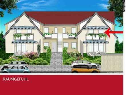 Aparte Neubau-Dachgeschoss Wohnung in ruhiger Wohngegend von Stadtlohn