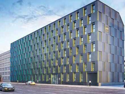Erstbezug Studentenappartement mit EBK: exklusive 1-Zimmer-Wohnung in München Pasing