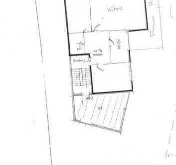 Gepflegte 3-Zimmer-Wohnung mit Balkon in Hirschberg an der Bergstraße
