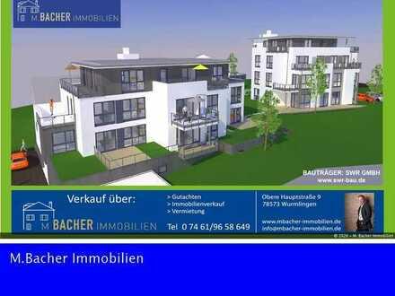 Arztpraxen! Wohnen im Herzen von Tuningen, Baubeginn in Kürze