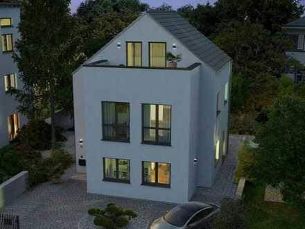 Rundum Sonnenplätze - Architekturgenuss pur