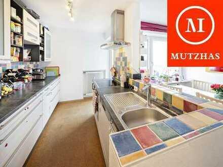 MUTZHAS - Perfekt für die kleine Familie! 3,5 Zimmer in zentraler Lage!