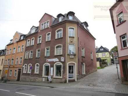 2-Raum-Wohnung in Hartenstein!