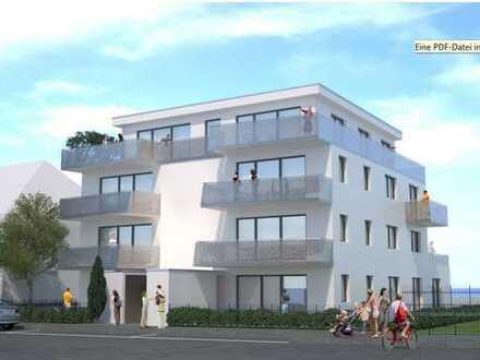 Neubau: 2-Zimmer-Erdgeschosswohnung mit Terasse und Garten in Memmingen