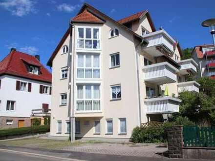 Wohnung mit Balkon in bester Wohnlage Meiningens !