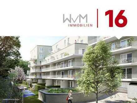 Kölner Süden: Neubauwohnung mit 3 Zimmern, Balkon und Wintergarten!