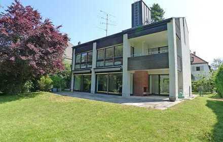 Großzügiges Haus +++ eingewachsener Garten +++ Wellness +++ Sauna +++ Bogenhausen/Denning
