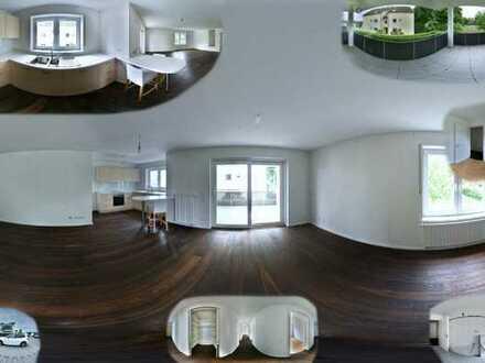 Traumhafte 4,5 Zimmer Wohnung mit Eichenböden in ruhiger Lage